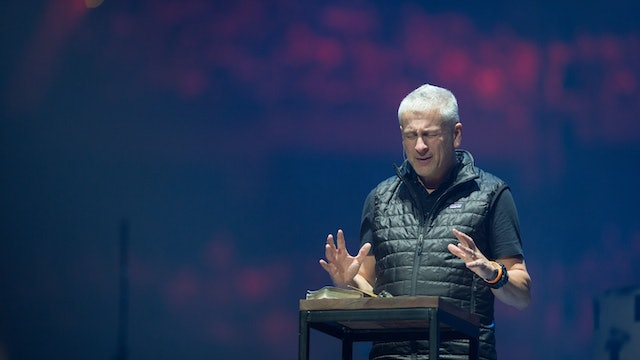 Sent By Mercy - Louie Giglio