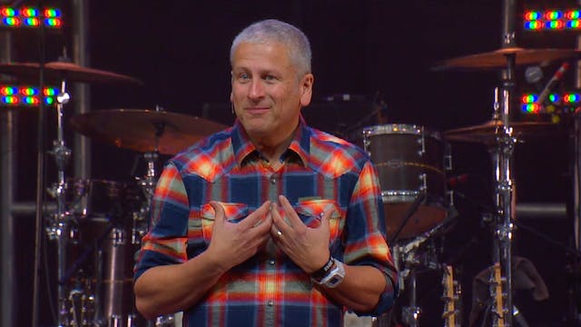 Fearless - Louie Giglio