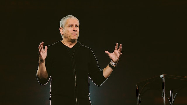 Can These Bones Live? The God of Immeasurably More - Louie Giglio