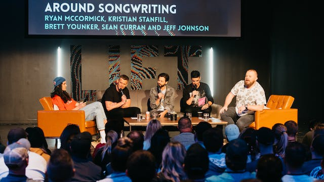 A Conversation About Songwriting