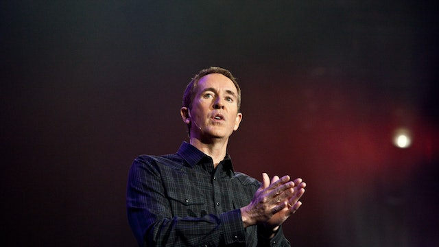 The Future for a Bowl of Stew - Andy Stanley