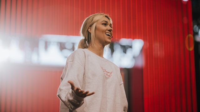 The Search is Over - Sadie Robertson Huff