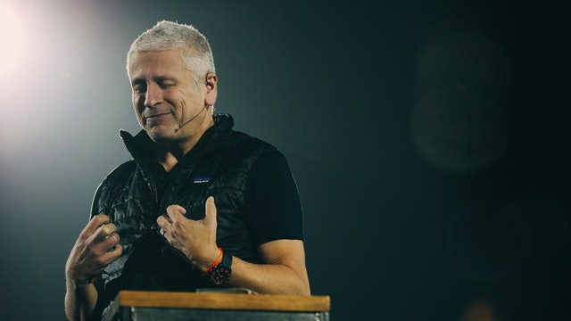 It Is Finished - Louie Giglio