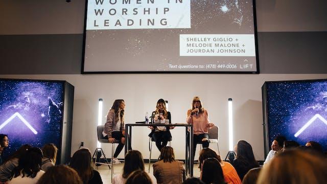 Women in Worship Leading