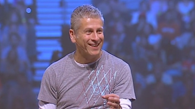 Sails Up - Louie Giglio