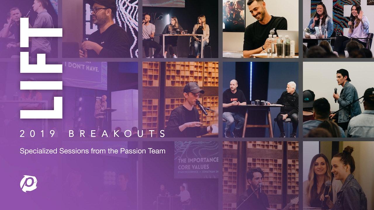 LIFT 2019 Breakouts