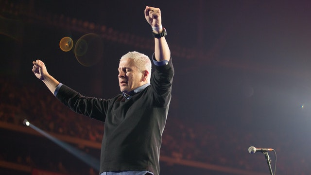 Raised to Life by the Breath of a Living God - Louie Giglio