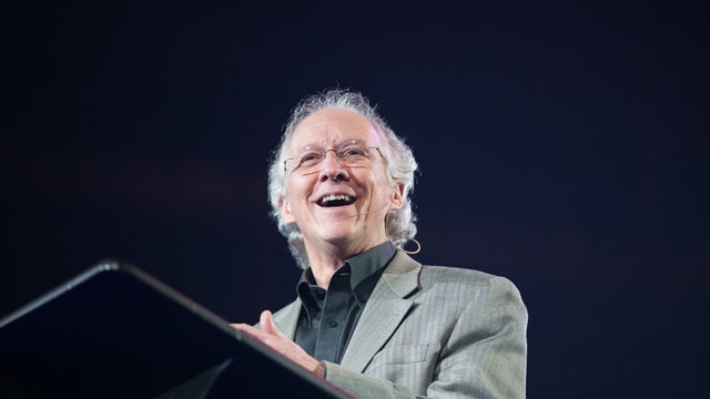 The Power to Suffer in the Path of Love - John Piper