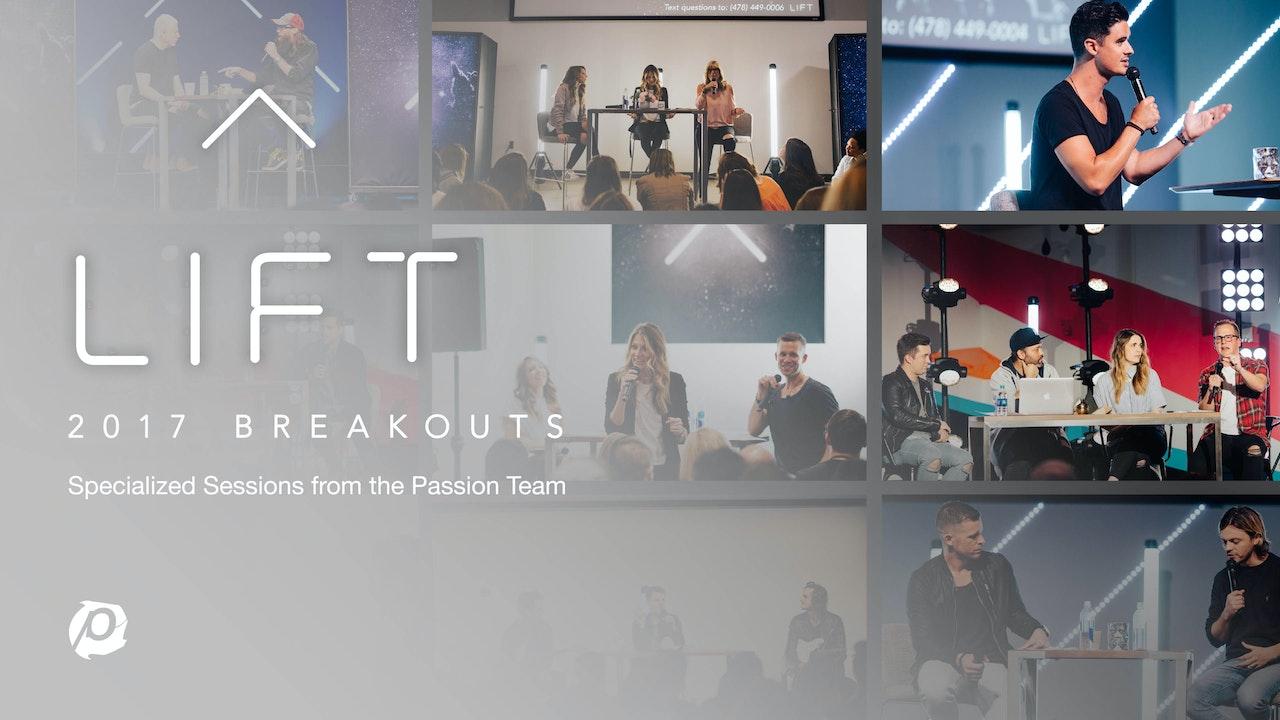 LIFT 2017 Breakouts