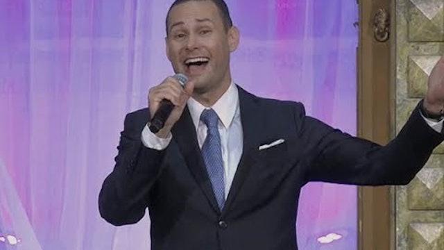 "Cantor Schwartz sings ""Torah is Love"""