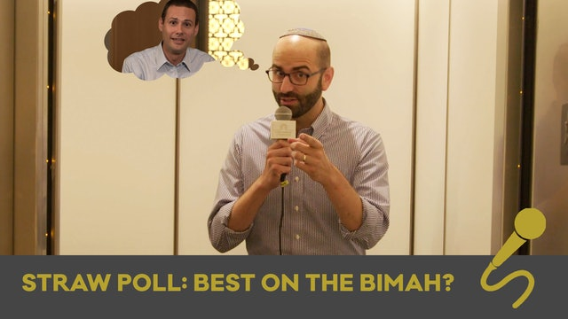 Rabbis or Cantors?