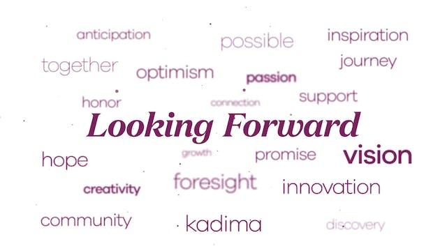 Kadima: A journey forward.