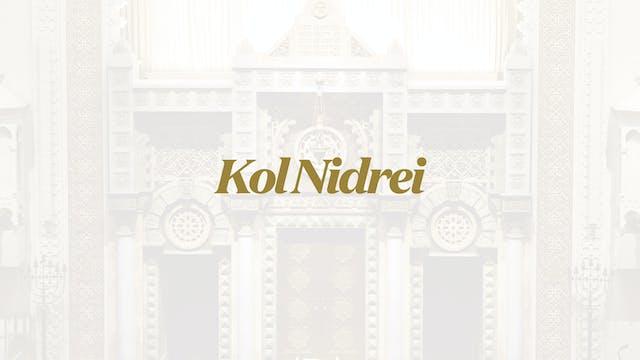 Kol Nidrei - Sep 15 - 6:45pm