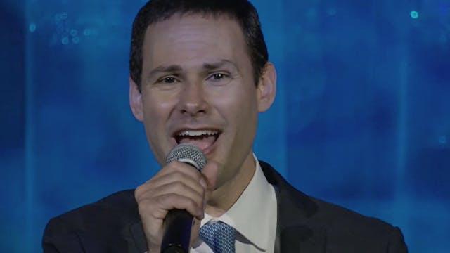 "Cantor Schwartz Sings ""Everywhere I Go"""