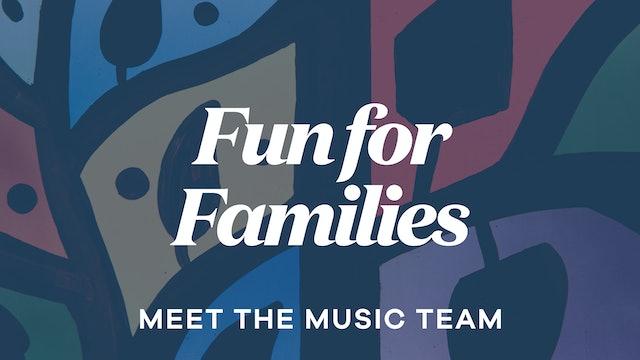 Meet The Music Team