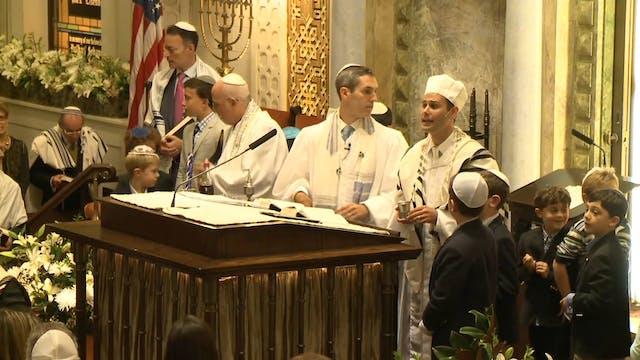Yom Kippur (Finale) - Cantor Azi Schw...