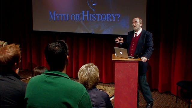 David Rohl Lecture Preview