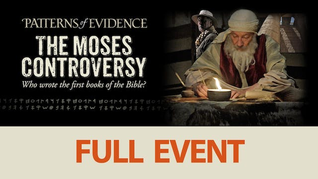 The Moses Controversy – Movie Event Full