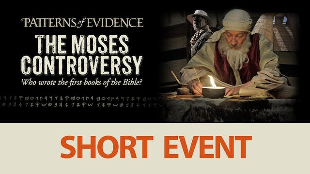 The Moses Controversy – Movie Event S...