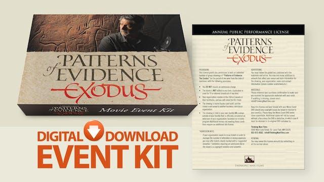 The Exodus - Movie Event Kit Digital