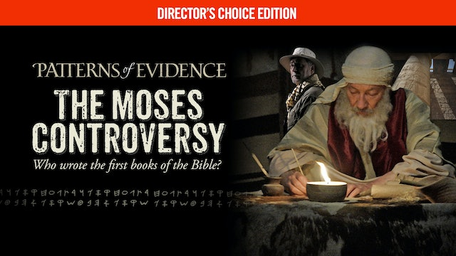 The Moses Controversy Digital - Director's Choice