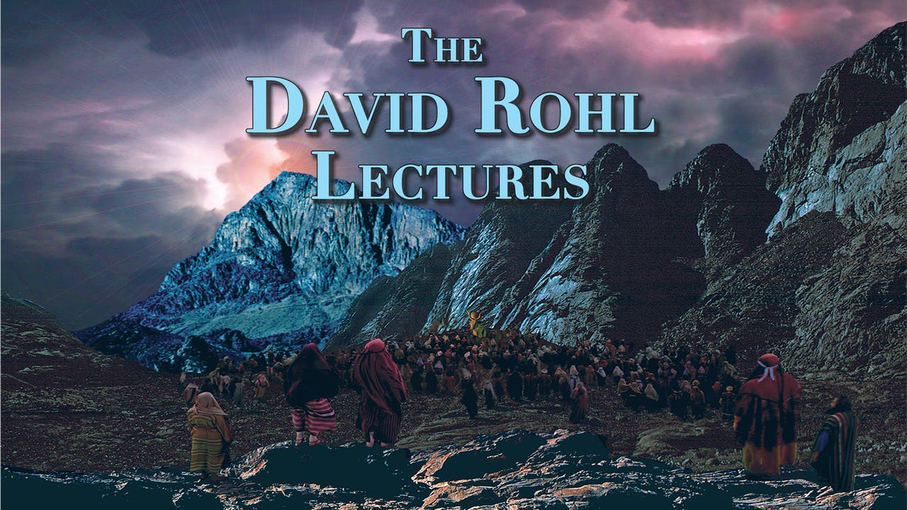 David Rohl Lectures Digital