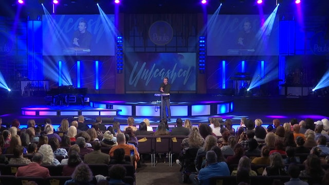 Jentezen Franklin at Unleashed Conference 2019