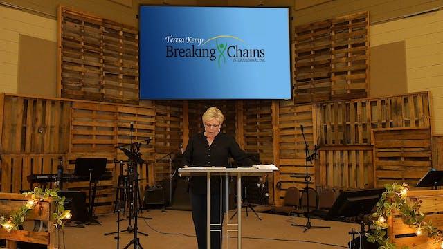 Teresa Kemp Restoring the Soul Pt. 2