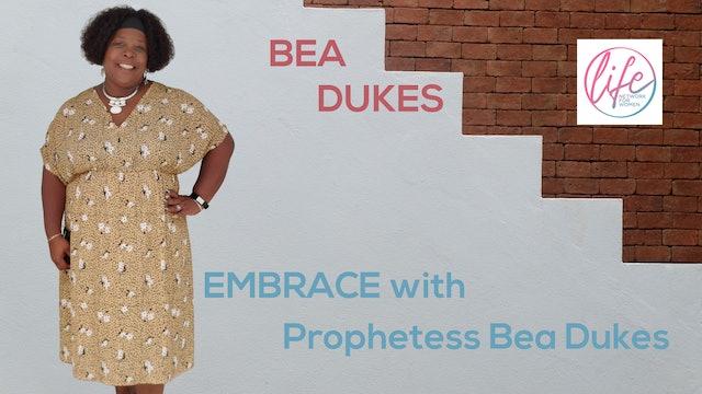 """""""Embracing Motherhood"""" on Embrace with Prophetess Bea"""