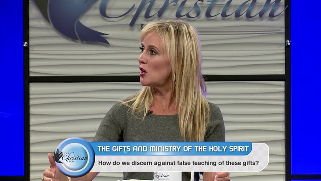 """Holy Spirit and Spiritual Gifts"" on The Christian View"