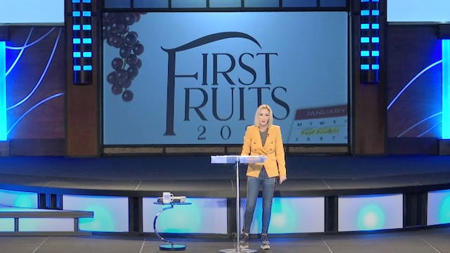 """First Fruits 2021 - Part 1"" on Paula..."