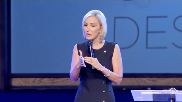 Paula White Cain, Faithfulness: Thrive In Your Purpose - Part 1