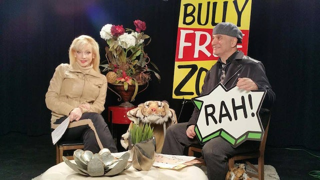"VICTORY ROAD with Lee Benton: Anti-Bullying Advocate Mark Ciarlante ""Tigerman"""