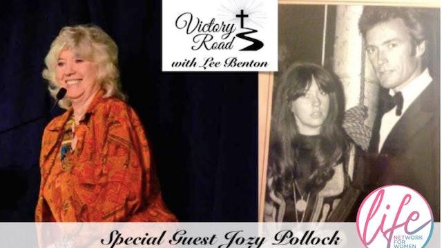 VICTORY ROAD with Lee Benton: Chaplain Jozy Pollock