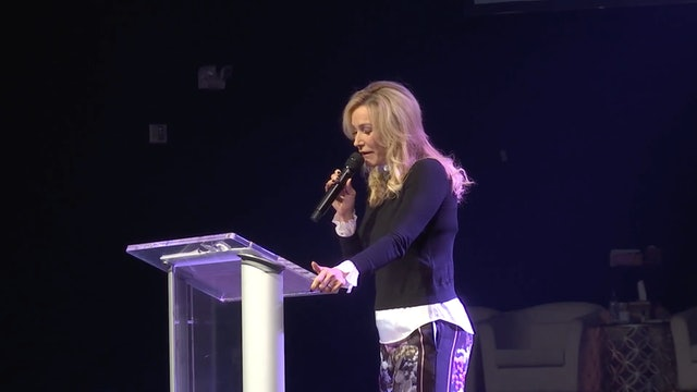 Paula White Cain, Communion: The Lord's Supper - Part 1