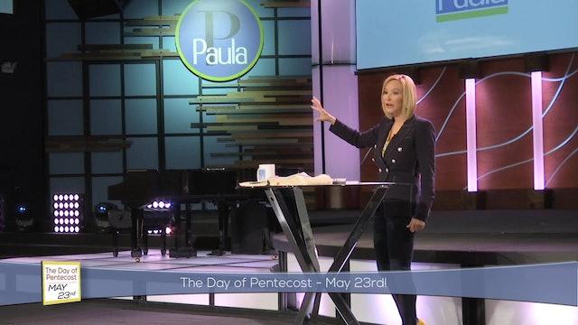 """""""Pentecost 2021 - Teach - Part 1"""" on Paula Today"""