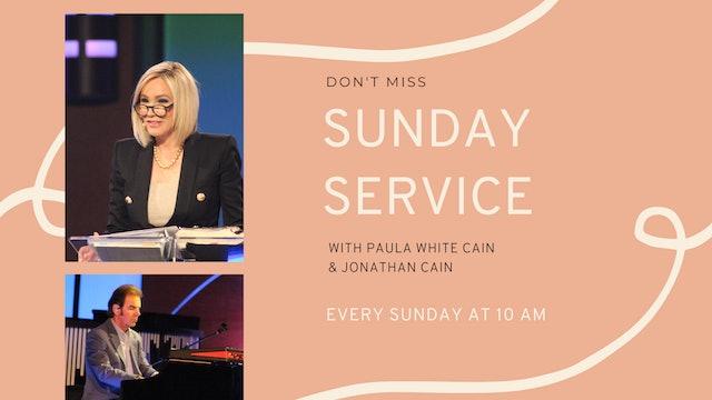Palm Sunday Service 2021,  Live from City of Destiny