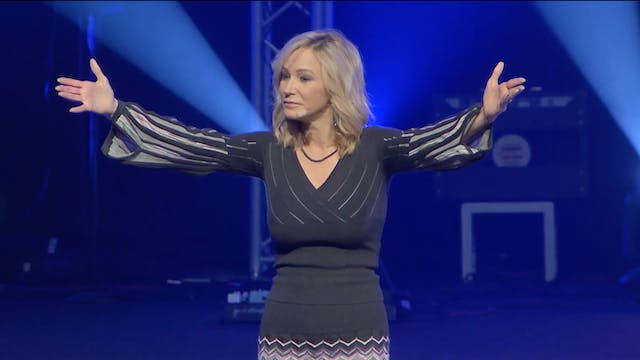 Paula White Cain, Faith is the Founda...