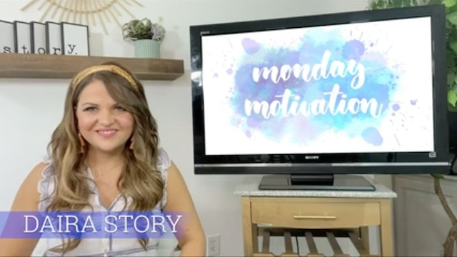 Morning Motivation with Daira Story - More God Moments