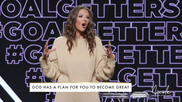 Nicole Crank and Planning for Greatness