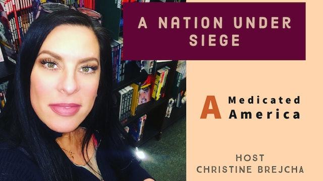 """""""A Nation Under Siege"""" on Christine's Cornerstone"""