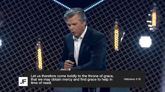 """""""Grace, Grace"""" on Kingdom Connection"""