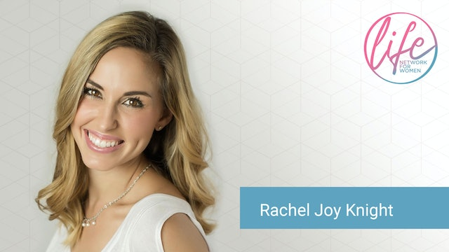 """Persevering for a Prophetic Promise"" on Eternal Affairs with Rachel Knight"
