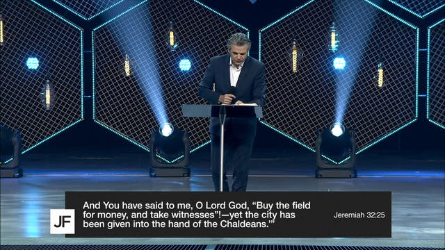 "Jentezen Franklin ""Buy Into This"""