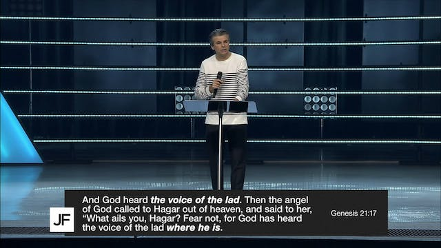 "Jentezen Franklin ""Open My Eyes"""
