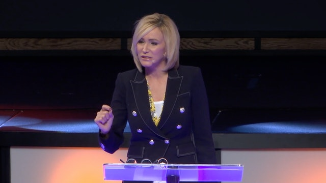Paula White Cain, Divine Purpose and Strongholds - Part 1