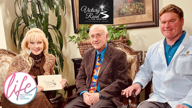 VICTORY ROAD with Lee Benton: Dr. Martin & Maurice Bales