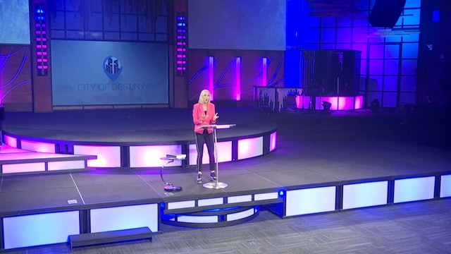 "#035 - ""What Are You Thinking About"" Part 9 with Pastor Paula White Cain"