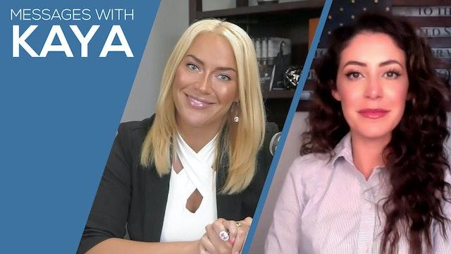 """Anna Paulina Luna"" on Messages with Kaya"