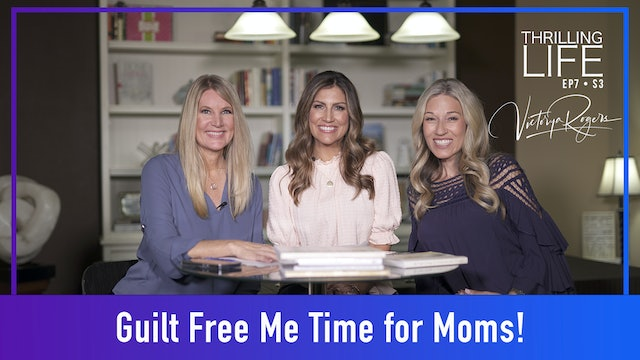 """""""Guilt Free Me Time for Moms!"""" on Living the Thrilling Life"""
